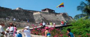 Top 10 sitios turísticos en Cartagena por visitar, sitios turísticos en Cartagena, mejores sitios turísticos en Cartagena, recomendaciones sitios turísticos en Cartagena, ciudad amurallada, castillo san Felipe, torre del reloj