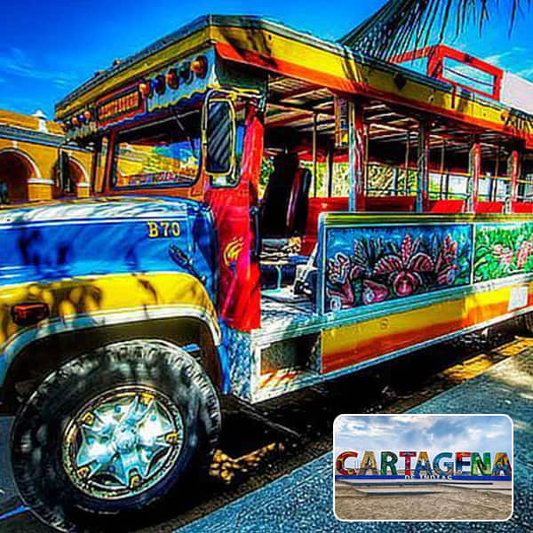 Albitours Cartagena, city tours, City Tours Cartagena, tours Cartagena de indias, sitios turísticos Cartagena, lugares de interés cartagena, chiva rumbera, agencias de viaje en cartagena