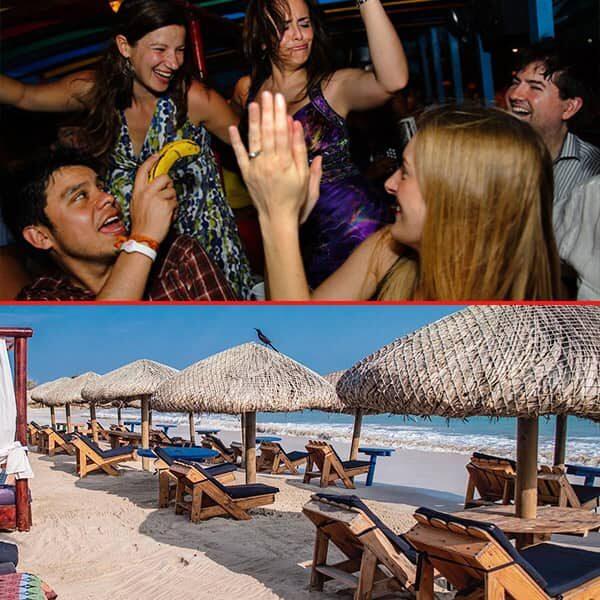 planes en Cartagena, turismo en Cartagena, sitios de Cartagena, chivas en Cartagena, chiva rumbera, rumba en Cartagena, planes de noche en Cartagena, barra libre en cartagena, pasadia en tierrabomba, punta arena, palmarito beach, tours tierra bomba