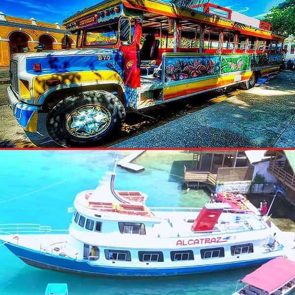 Tours islas del rosario en barco, city tours en Cartagena, planes en Cartagena, turismo en Cartagena, playa blanca baru, playas de Cartagena, sitios de cartagena