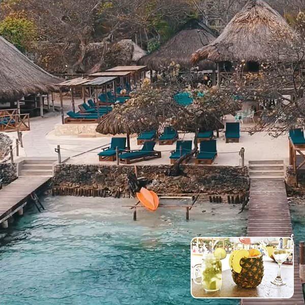Albitours, pasadia isla del sol, isla del rosario isla del sol, hotel isla del sol pasadia, isla del sol, islas del rosario, turismo en cartagena, cartagena