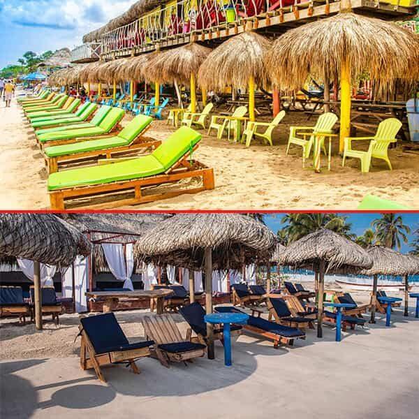 Tours islas del rosario en Lancha, planes en Cartagena, turismo en Cartagena, playa blanca baru, playas de Cartagena, sitios de Cartagena, city tours en Cartagena, chivas en cartagena