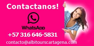 CONTACTO ALBITOURS CARTAGENA