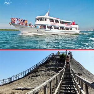 Combos islas del rosario + volcan del totumo, combos en cartagena, planes en cartagena, agencias de viajes en cartagena, turismo en cartagena