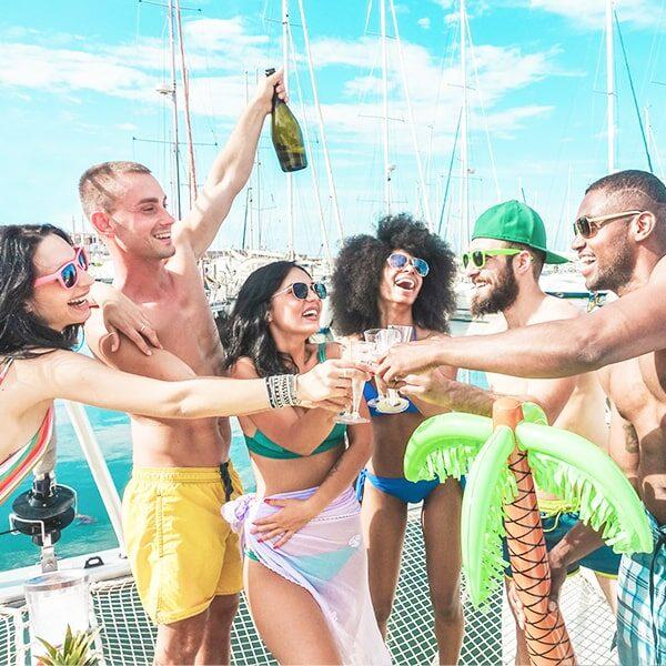 Celebraciones - Alquiler De Lanchas En Cartagena