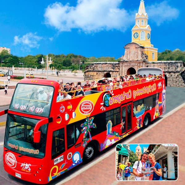 city sightseeing cartagena, bus turístico de 2 pisos en Cartagena, city tours en Cartagena, planes en cartagena, city sightseeing precio, hop on hop off Cartagena horarios, que hacer en Cartagena, city sightseeing cartagena mapa, Albitours Cartagena