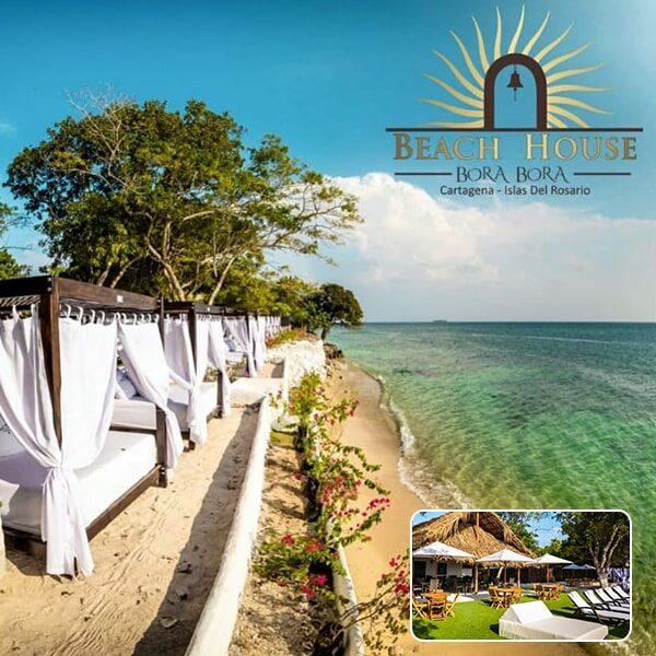Bora Bora Beach House Cartagena